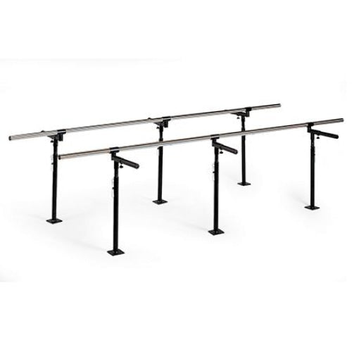 Hausmann Bariatric Floor Mounted Parallel Bars