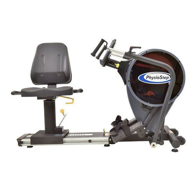 PhysioStep PRO Adaptive Recumbent Stepper Cross Trainer - Stair Climbers