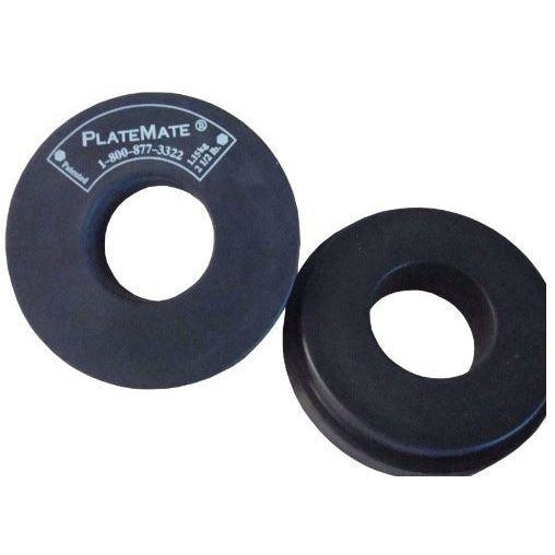 PlateMate Micro Loading 2.5 lb Donut Weight Plate Pair - Add On Weights