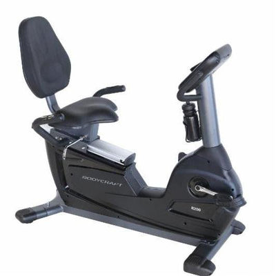 BodyCraft R200 Recumbent Bike - Recumbent Bikes