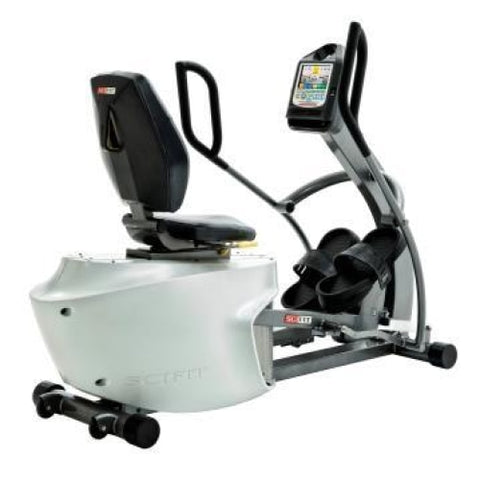 SciFit REX7001 Recumbent Elliptical Foot Straps & AC Adapter - Commercial Ellipticals