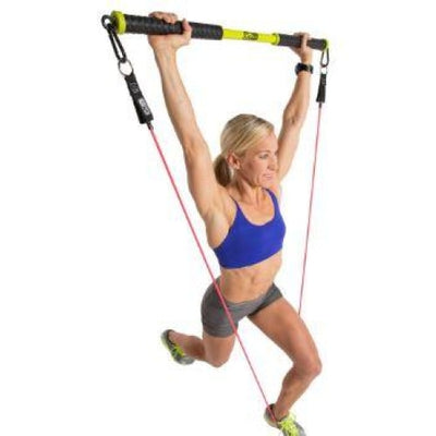 GoFit Resist-a-Bar - Cable Attachment Bars