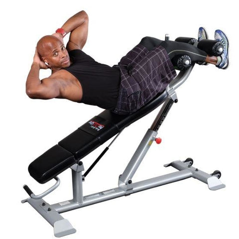 Body Solid Pro Club Line Ab Bench SAB500 - Body Solid Pro Club Line