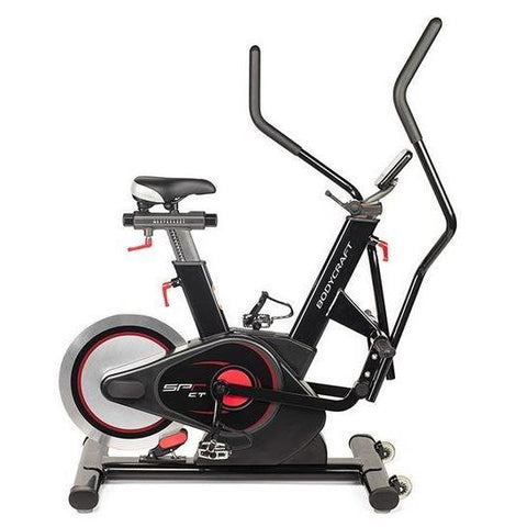 BodyCraft SPR-CT Indoor Cycle Dual Action - Spin Style Indoor Bikes