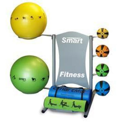Prism Self-Guided Essential Storage Tower - Medicine Balls