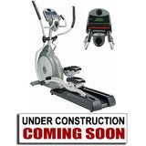 Pre-owned Spirit Fitness XE550 Elliptical