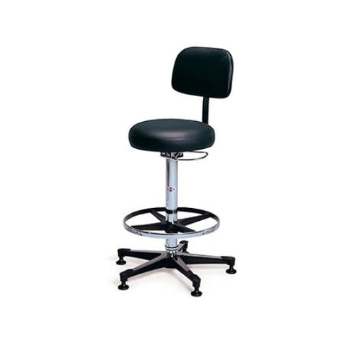 Hausmann Pneumatic Lab Stool #2160 - Stools