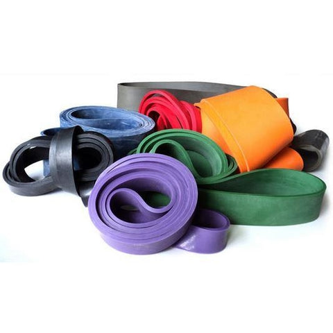 Prism Strength Bands - Rubber Resistance