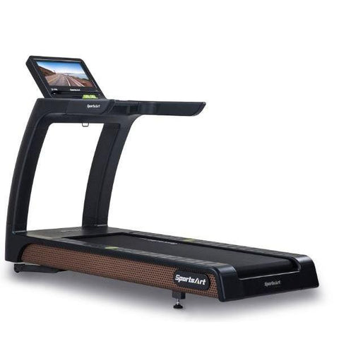 SportsArt T656 Treadmill *INCLINE & DECLINE* - Commercial Treadmills