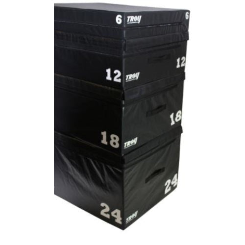 Troy Foam Stackable Plyo Box Set