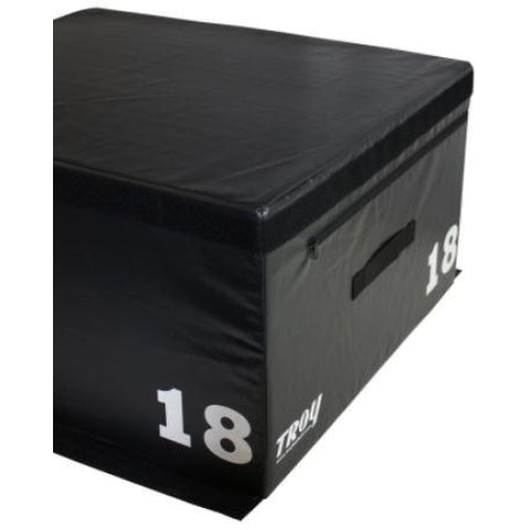 Troy Foam Stackable Plyo Box 18 #TPLYO18 - Plyometric Platforms