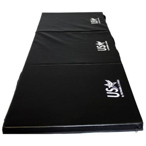 USA Sports Tri Fold Exercise Mat #E-MAT - Exercise Mats