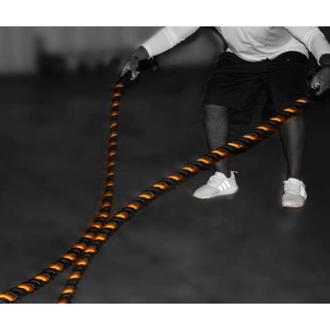 VTX 40 Training Rope 1.5 Diameter #ROPE1-40G - Battle Ropes