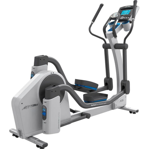 Pre-owned Life Fitness X5 Go Elliptical