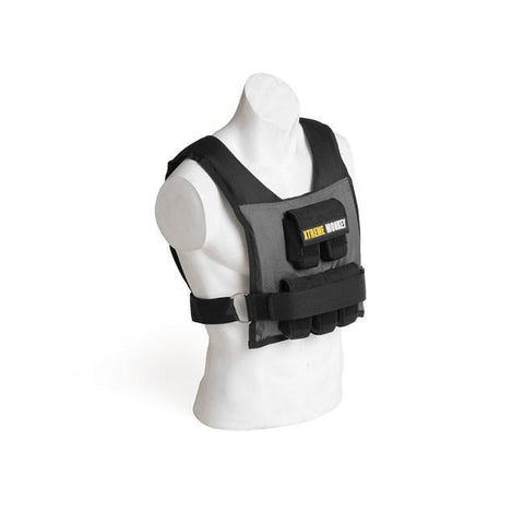 Xtreme Monkey 25 lbs Adjustable Weighted Vest - Weighted Resistance