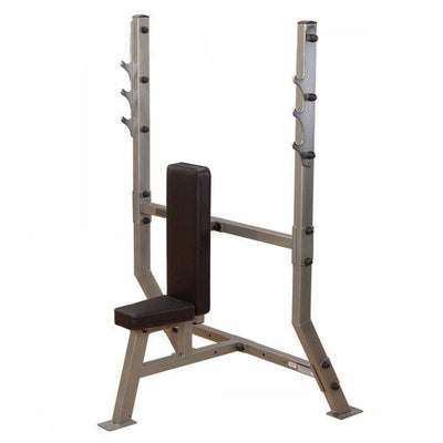 Body-Solid Shoulder Press Olympic Bench - Body Solid Pro Club Line