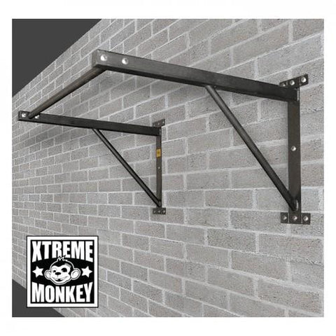 XTreme Monkey Wall Mounted Chin Up Bar - Chin Up Bars