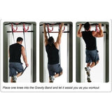 GoFit Assisted Chin Up Station - Chin Up Bars
