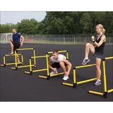 Prism Smart Adjustable Hurdle Set 12 - 18 (Set of 3) - Commercial Sports & Agility