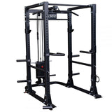 Body-Solid GPR400 Power Rack Fully Loaded