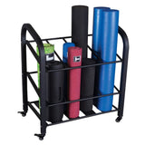 Body-Solid Rolling Storage Cart #GYR500 - Storage