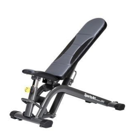 SportsArt A991 Flat/Incline/Decline Bench - SportsArt Free Weight Series