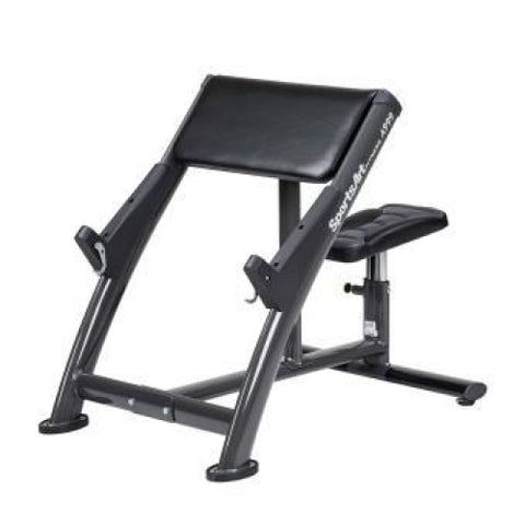 SportsArt A999 Arm Curl Bench - SportsArt Free Weight Series