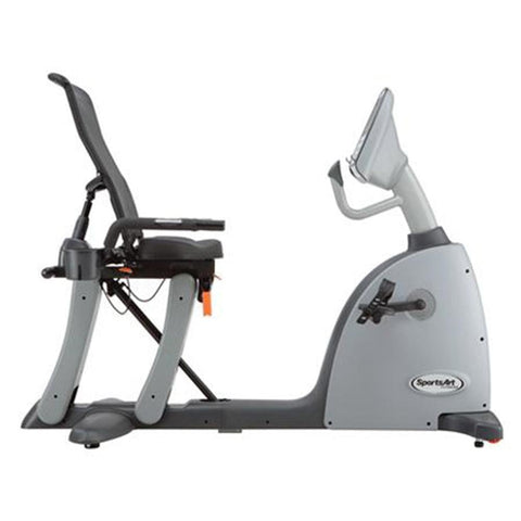 Pre-owned SportsArt C531r Recumbent Cycle - Residential Cardio