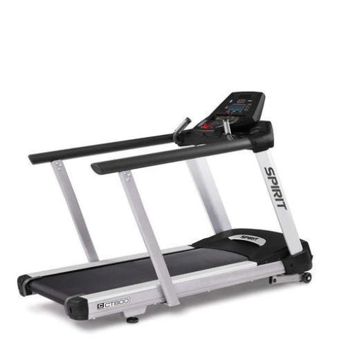Spirit CT800 Treadmill WITH MEDICAL RAILS - Treadmills