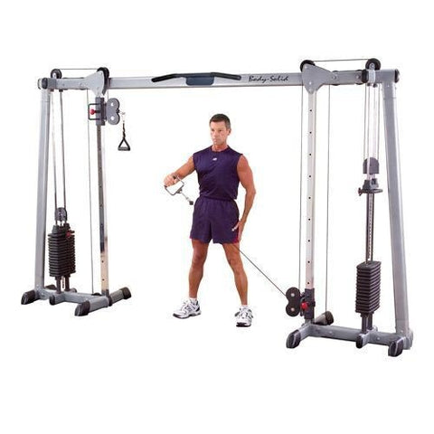 Body-Solid Deluxe Cable Crossover Functional Trainer #GDCC250 - Functional Trainers