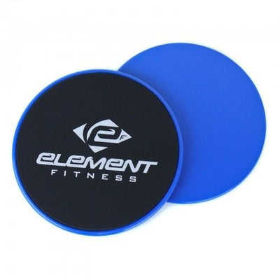 Element Fitness Gliding Discs (pair) #E3878 - Sports & Agility