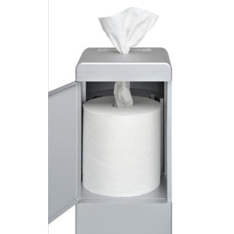 The Cleaning Station Two-Ply Towel 6 Rolls/Case - Cleaning Products
