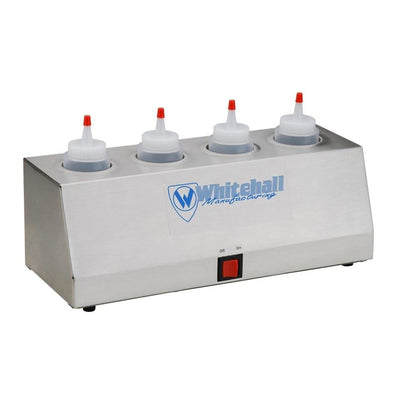 Whitehall Four-Bottle Warmer - Bottle Warmers