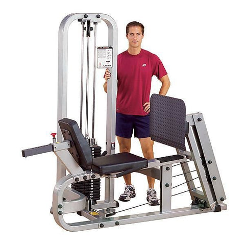 Body-Solid Pro Club Line Leg Press #SLP500G - Body Solid Pro Club Line