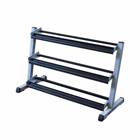Body-Solid GDR48 Dumbbell Rack - Free Weight Storage