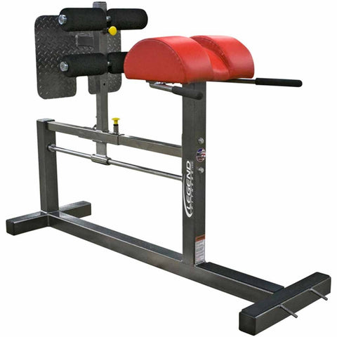 Pre-Owned Legend Fitness Glute/Ham Developer With Split Pad