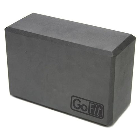 GoFit Yoga Block - Yoga & Pilates