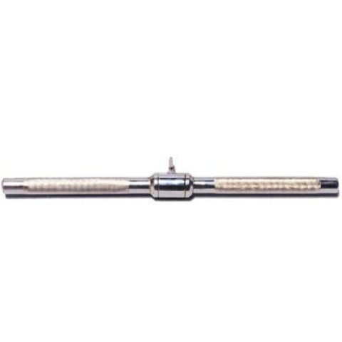 20 Multi-Purpose Straight Bar w/ Swivel #GSB-20S - Cable Attachment Bars