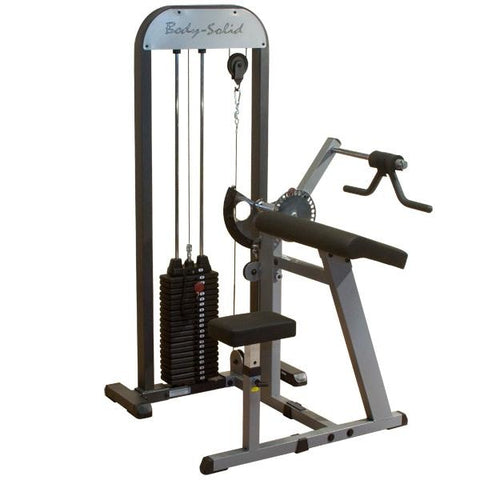 Body-Solid Pro Select Bicep / Tricep Machine #GCBT-STK - Body-Solid Pro Select Series