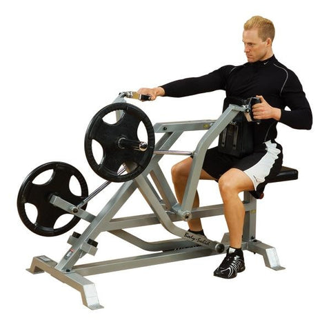Body-Solid Leverage Seated Row #LVSR - Body Solid Leverage