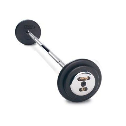 Troy Barbell Pro Style Straight Barbell PFB-C - Barbells