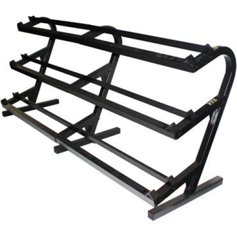 VTX 3-Tier Horizontal Dumbbell Rack #TDR-3 - Storage