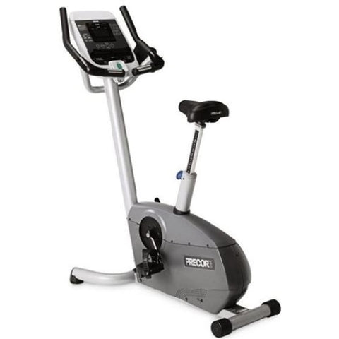 Pre-owned Precor 846 Upright Bike - Residential Cardio