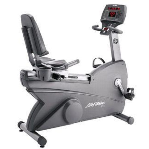 Pre-owned LifeCycle 95ri Recumbent Bike - Commercial Cardio