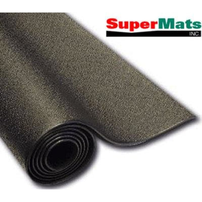 3 x 7.5 Heavy-Duty Long Elliptical/Treadmill Mat #15GS - Equipment Mats