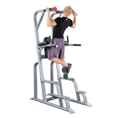 Body Solid Pro Club Line Vertical Knee Raise #SVKR1000 - Body Solid Pro Club Line