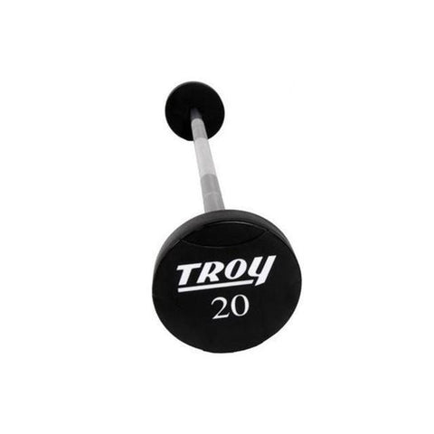 Troy Barbell Urethane Straight Barbell Set TSB-US 20-110 lbs. - Barbells
