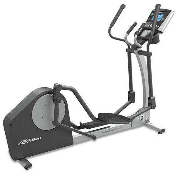 Pre-owned Life Fitness X1 Track Elliptical