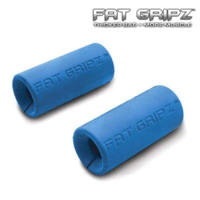 Fat Gripz Thick Bar Training Grips - Grip Strength / Forearm Training