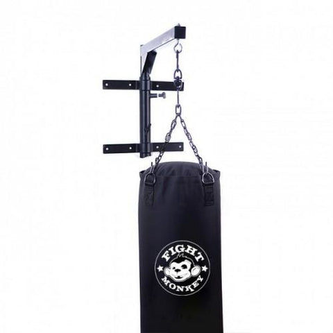 Fight Monkey Heavy Bag Wall Mount with Swivel #FM4083 - Boxing & MMA